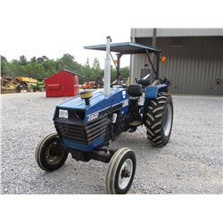 LONG 2360 FARM TRACTOR, VIN/SN:35005454 - 3 PTH, PTO, CANOPY, 13.6-28 TIRES, METER READING 864 HOURS