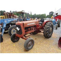ALLIS-CHALMERS FARM TRACTOR, VIN/SN:232972 - 3 PTH, PTO, 1 REMOTE, 16.9-28 TIRES