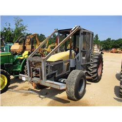 KUBOTA 3N 340-9100 FARM TRACTOR, VIN/SN:53504 - MFWD, 3 PTH, PTO, 2 REMOTES, WINCH, CANOPY, SWEEPS &