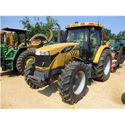 2009 CHALLENGER MT 475B FARM TRACTOR, VIN/SN:U106013 - MFWD, 3 PTH, PTO, 3 HYD REMOTES, ECAB W/AC, 1
