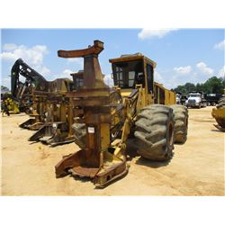 1999 TIGERCAT 720B FELLER BUNCHER, VIN/SN:7202508 - KOHERING WATEROUS CENTER POST SAW HEAD, ECAB W/A