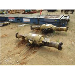 CAT DRIVE AXLE, - FIT SKIDDER/FELLER BUNCHER