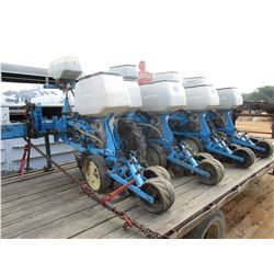 MONOSEM - 4 ROW TWIN ROW PLANTER