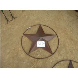 3' METAL STAR