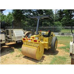 2008 BOWMAG BW5AS ROLLER, VIN/SN:901B15811006 - TANDEM, METER READING 1,043 HOURS