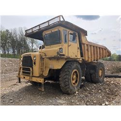 CAT 769C ROCK TRUCK, VIN/SN:99F7086 - ECAB (SELLING ABSENTEE, LOCATED IN NOLENSVILLE, TN)