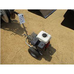 PRESSURE WASHER, -GAS ENGINE