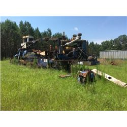 PETERSON PACIFIC 5000G WHOLE TREE CHIPPER, VIN/SN:2G-119-275 - 2 FLAIL, CAT DIESEL (SELLING ABSENTEE