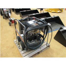 M1-I-M 3500 HOT WATER PRESSURE WASHER
