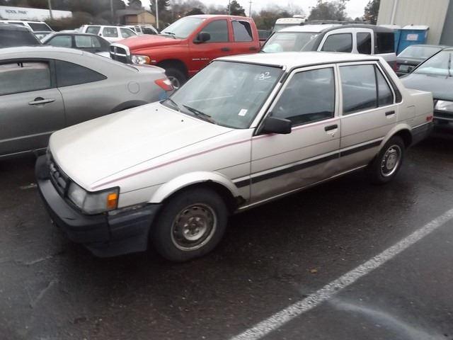 1987 Toyota Corolla Speeds Auto Auctions