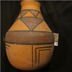 Signed Native American Indian Vase of Modern origin, 'Doc' originally had this valued at $140.00. 6