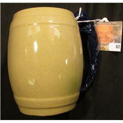 """Monmouth Pottery ""Al Smith"" Happy Days"" stoneware Beer Mug, 'Doc' valued this mug at $90.00."