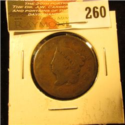 1816 U.S. Large Cent, Good