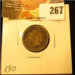 1863 Civil War Indian Head Cent