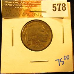 1915-D Key Date Buffalo Nickel