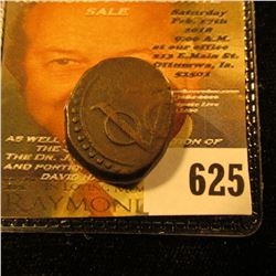 Ceylon 4-3/4 Stuivers Km# 32  This Is A Very Rare Coin.  The C Is Faint , But It Is There.  This Coi