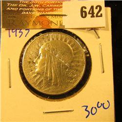 Poland 1933 Silver 5 Zlotych Coin
