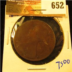 1870 British Large Cent.  This Coin Books For $45 In Very Fine And $240 In Extra Fine