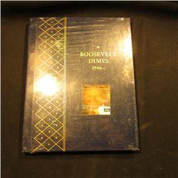 """Original Mint condition """"Roosevelt Dimes 1946-"""" Whitman album."""
