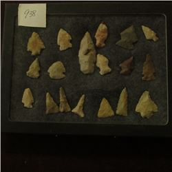 Bonus Add On Lot, Group of 18 Indian Relics