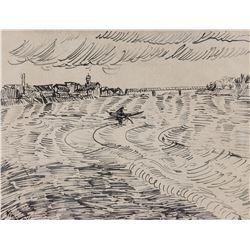 Vincent Van Gogh 1853-1890 Dutch Van Hassel Galeri
