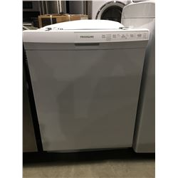FRIGIDAIRE WHITE FRONT BUILT IN DISHWASHER