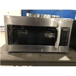 SAMSUNG STAINLESS FRONT BUILT IN MICROWAVE