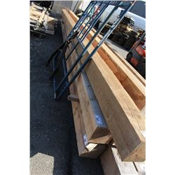 "APPROX. 30' 8"" X 8"" FIR BEAM"