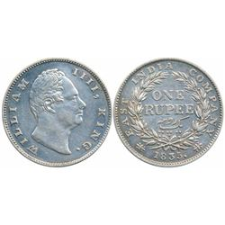 East India Company : Uniform Coinage : William IV