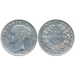 East India Company : Uniform Coinage : Victoria Queen