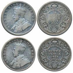 British India : George V