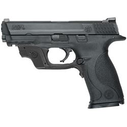 SMITH AND WESSON M& P40 40 GREEN LASERGUARD