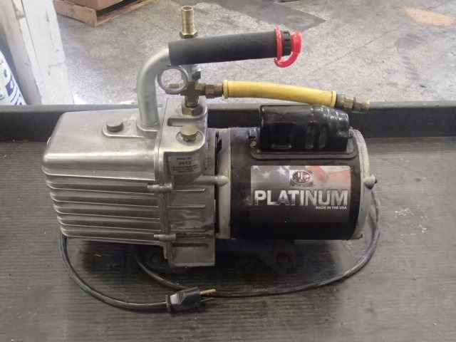 JB Industries Platinum Vacuum Pump, P/N: DV-285N