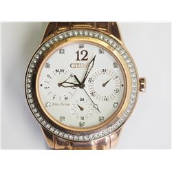 CITIZEN ECO-DRIVE WATER RESISTANT WATCH