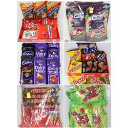 FEATURED ITEMS: DRUG STORE CHOCOLATE/CANDY/COOKIES