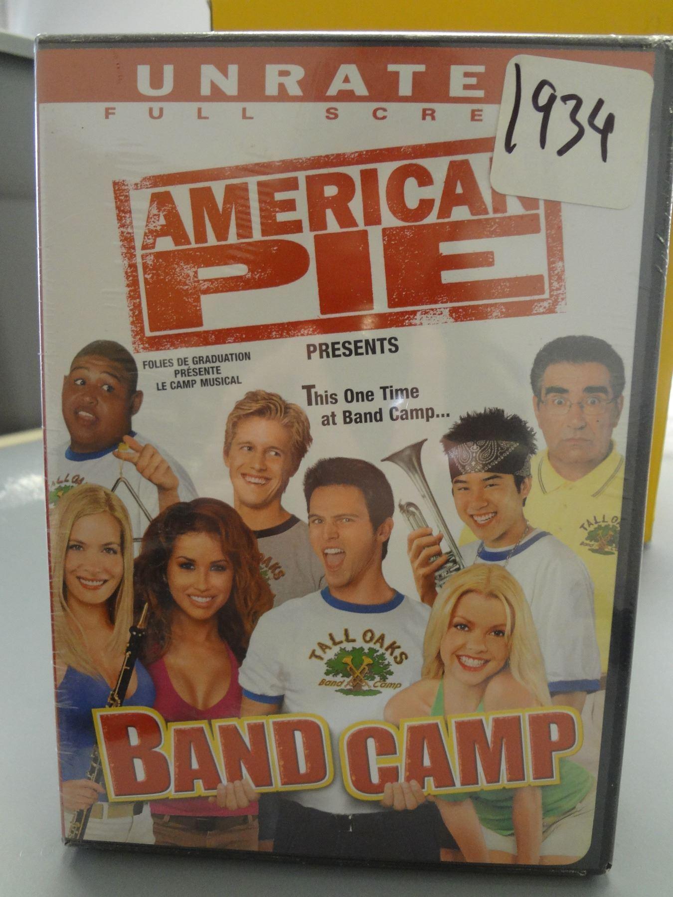 American Pie Campamento De Bandas (new) american pie band camp