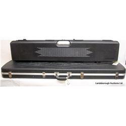 TWO HARD GUN GUARD CASES