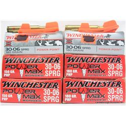 139 RNDS WINCHESTER 30-06 SPRG