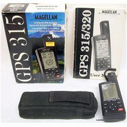 MAGELLAN 315 GPS