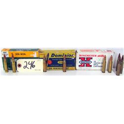 63 RNDS 308 WIN  AMMO