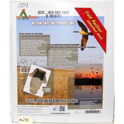 WATER FOWL BLIND