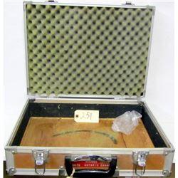 PISTOL CASE AND AMMO BOX