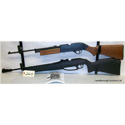 BB AND PELLET GUNS