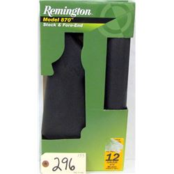 REMINGTON STOCK & FORE-END