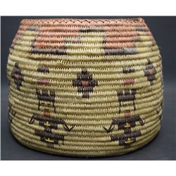 UTE BASKETRY CYLINDER
