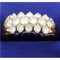 2.2 ct TW High Quality Diamond Ring