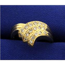 1/3ct TW Diamond Ring