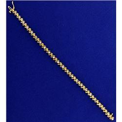 3/4 carat Diamond Bracelet