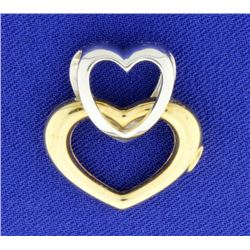 Italian Made Heart Pendant