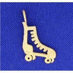 Roller Skate Charm or Pendant